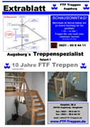 Extrablatt: FTF Augsburg feiert 10 Jahre